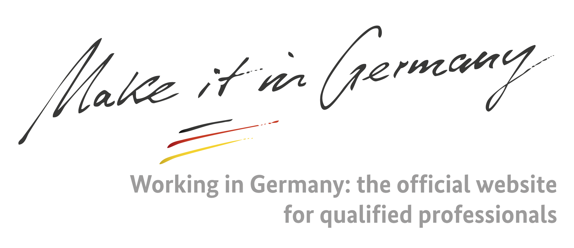 [Translate to english:] Make it in Germany logo